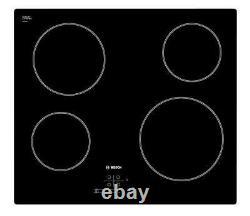 4242002722993 Bosch PKE611B17E hob Black Built-in Ceramic 4 zone(s) BOSCH