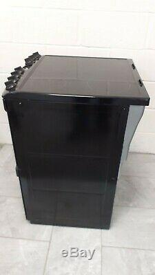 AEG CCB6740ACB 60cm Electric Cooker / Ceramic Hob A/A Rated in Black