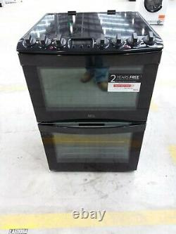 AEG CCB6740ACB 60cm Electric Cooker with Ceramic Hob Black A/A #LF21629