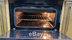 AEG CCB6740ACM 60cm Double Oven Electric Cooker With Ceramic Hob