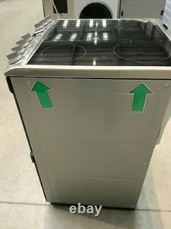 AEG CCB6740ACM 60cm Electric Cooker Ceramic Hob, S/Steel, A/A Rated #LF25794