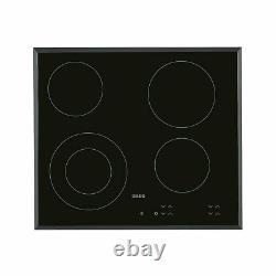 AEG HK624010FB Touch Control 60cm Ceramic Hob