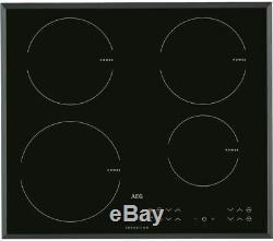 AEG HK634200FB 60cm Black 4 Zone Electric Induction Hob + 2 Year Warranty (New)