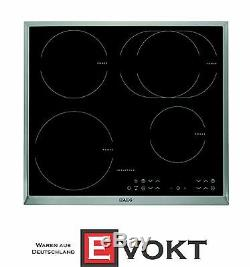 AEG HK634250XB Built In 60 cm Induction Hob 4 Burners Ceramic Glass Genuine
