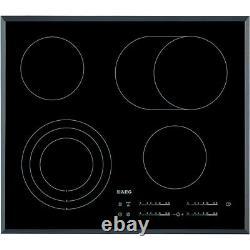 AEG HK654070FB 60cm Electric Ceramic Kitchen Hob Brand New