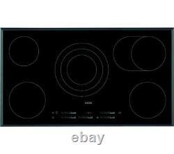 AEG HK955070FB 90cm 5 Zone Touch Control Ceramic Hob Black