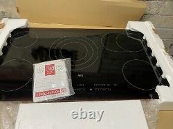 AEG HK955070FB Touch Control Ceramic Electric Hob Black
