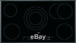 AEG HK955070FB Touch Control Ceramic Electric Hob Black FA6610