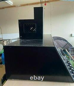 Aga Six Four-series Electric Range With Aga Hood In Cream, 6 Hobs, 4 Ovens
