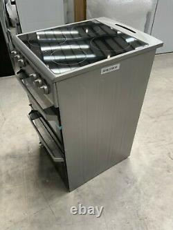 Amica AFC5100SI Free Standing A/A Electric Cooker with Ceramic Hob 50cm #LF24597