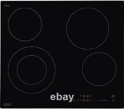 BELLING CH602T Electric Ceramic Hob Black Currys