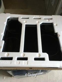 BOSCH Serie 2 PKE611CA1E Electric Ceramic Hob Black