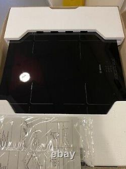 BOSCH Serie 4 PUE611BF1B Electric Induction Hob Black New