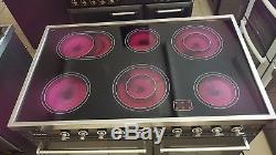 BRITANNIA electric range cooker 100cm with ceramic hob