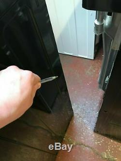 Beko ADC6M13K 60cm Ceramic Hob Electric Cooker A/A Rated Black #214585
