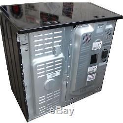 Beko BDVI90K Electric Range cooker 90cm with Induction Hob Black