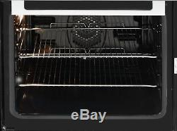 Beko KDC611W Free Standing 60cm 4 Hob Double Electric Cooker White. From Argos