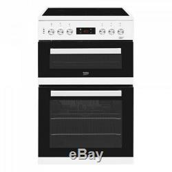 Beko KDC653W Electric Cooker with Ceramic Hob (IP-ID708003444)