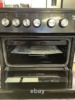 Beko KDVC563AK A/A Electric Cooker Ceramic Hob 50cm Black #EDB260676