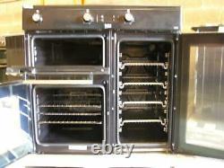 Beko KDVI90K Black Electric Range Cooker Induction Hobs 90cm PEC G -Refurbished