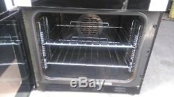 Belling E641 600mm Fan Assisted Electric Double Oven Cooker With Ceramic Hob