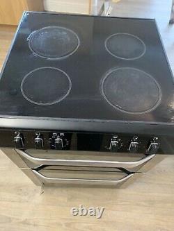 Belling FS60DO Electric Oven Ceramic Hob