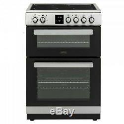 Belling FSE608DPCSTA Electric Cooker with Ceramic Hob Brand New