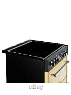 Belling Farmhouse 60E 60cm Double Oven Electric Mini Range Cooker Ceramic Hob