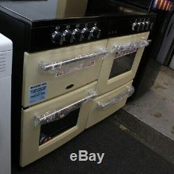 Belling Farmhouse110E 110cm Electric Range Cooker with Ceramic Hob A/A Rated