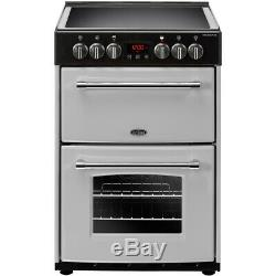 Belling Farmhouse60E Free Standing A/A Electric Cooker with Ceramic Hob 60cm