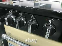 Belling Farmhouse90E Electric Range Cooker with Ceramic Hob Cream A/A #252399