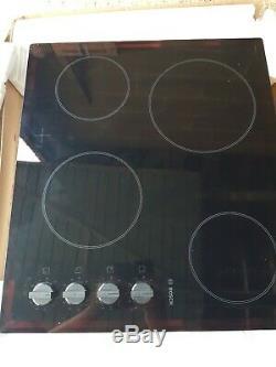 Bosch PKE611CA1E Ceramic Hob Black