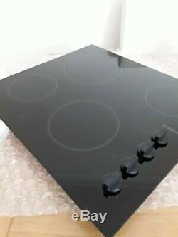 Bosch PKE611CA1E Ceramic Hob Black, Schott Ceran
