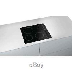 Bosch PKE611CA1E Serie 2 59cm 4 Burners Ceramic Hob Black New Sealed