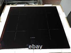 Bosch SERIE 4 PUE611BF1B 60cm Induction Hob in Black (13Amp Plug)