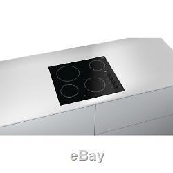 Bosch Serie 2 PKE611CA1E Built in 9-Stage Power Setting Smooth Ceramic Hob Black