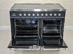 Britannia 100cm Ceramic Hob All Electric Range Cooker In Graphite A312