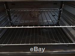 Britannia Electric 90 Cms Range Cooker with Ceramic Hob Grill Warming Drawer