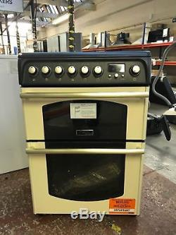 Cannon CH60ETCS Electric Cooker with Ceramic Hob Cream B Rated #203088