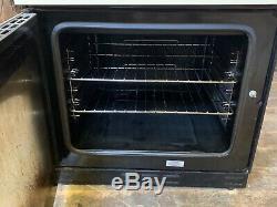 EeeTec Rangemaster retro style electric cooker (fan oven, grill & ceramic hob)
