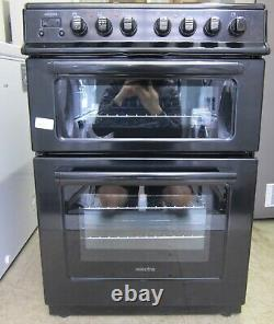 Electra TCR60B Free Standing A Electric Cooker with Ceramic Hob 60cm Black 5603