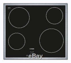 Electric Ceramic Hob BOSCH PKE645D17 Touch Control