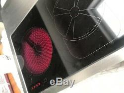 Gaggenau Glass ceramic hob 90cm E-Nr number CK590515(00)