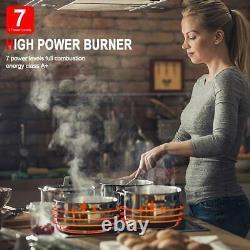 Gasland Chef 36 5 Burner Built-in Electric Ceramic Coil Cooktop, 220V Radiant