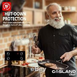 Gasland Chef IH77BF 30'' Built-in Induction Stove, 220V Vitro Ceramic Surface