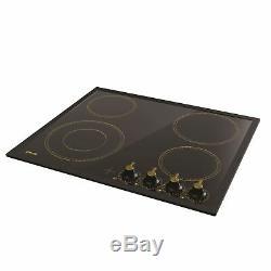 Gorenje EC642CLB 60cm Ceramic Hob Black