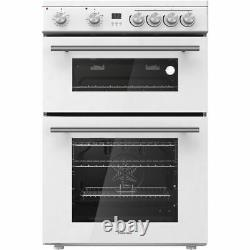 Hisense HDE3211BWUK Free Standing A+/A Electric Cooker with Ceramic hob Hob