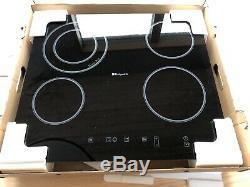 Hotpoint Black Ceramic Hob 59cm CRA641DC Brand New