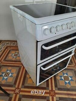 Hotpoint Ceramic Hob Electric Cooker