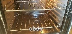 Hotpoint Creda Collection C367EWH Double Electric Oven + 4 Ceramic Hobs